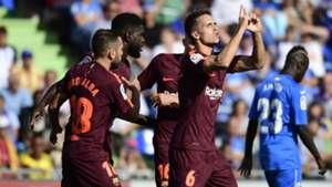 Getafe Barcelona La Liga 09162017