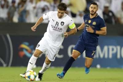 جابي السد قطر النصر السعودية دوري أبطال آسيا