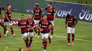 Flamengo x Junior comemoração 21102020