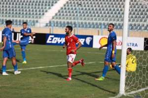 حسين الشحات - الأهلي - أسوان