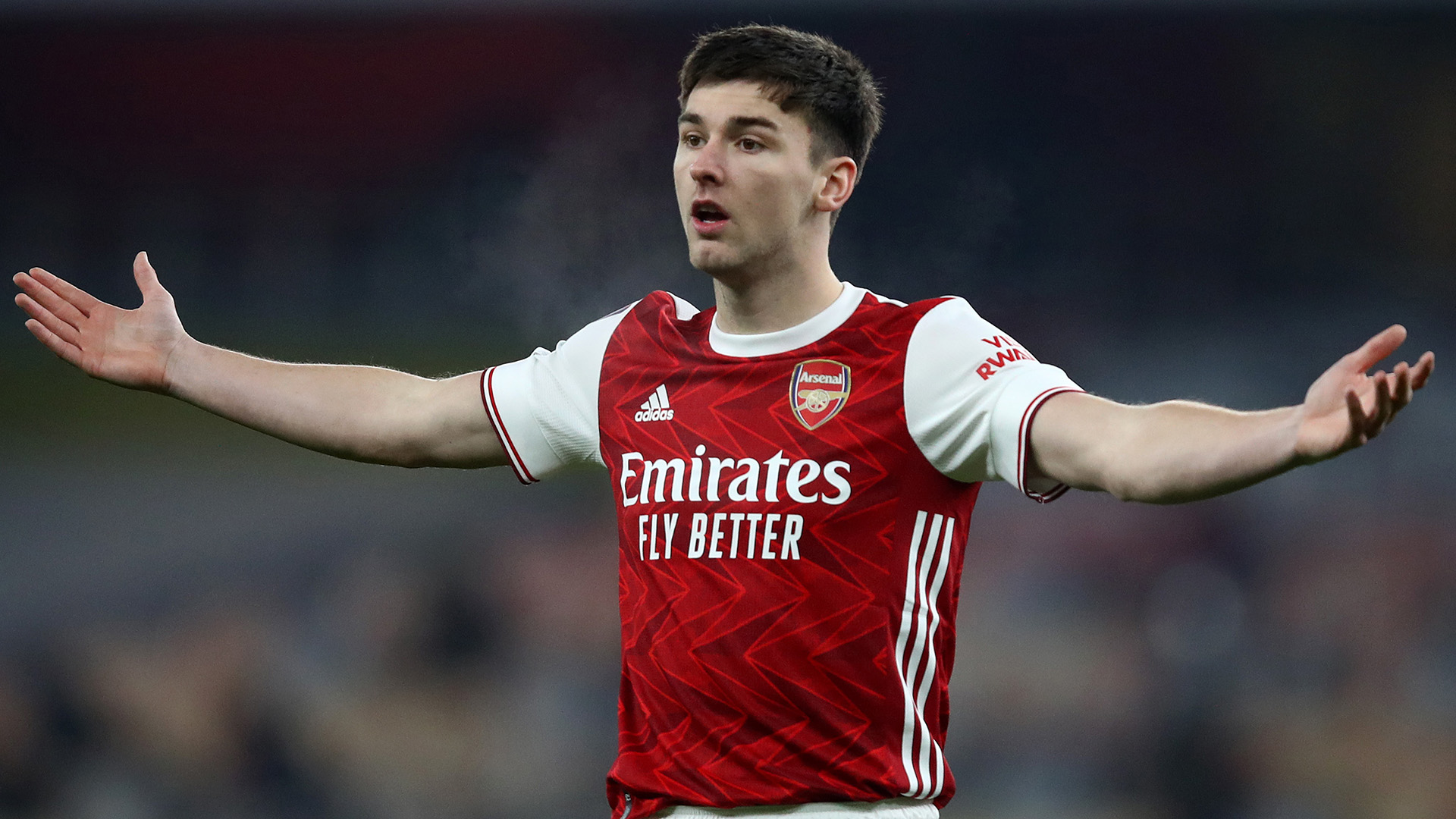 Arteta explains Tierney absence as full-back misses out on Crystal Palace clash