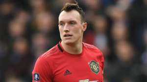 Phil Jones Manchester United 2019-20