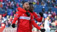 Arturo Alvarez David Accam Chicago Fire
