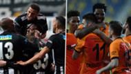 Besiktas & Galatasaray Goal Celebrations GFX
