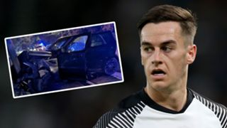 Tom Lawrence Derby Crash