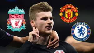 GFX Timo Werner Liverpool Chelsea Man Utd