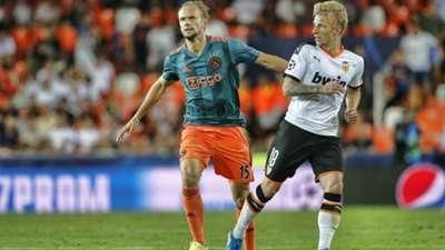 Siem de Jong Ajax 10022019
