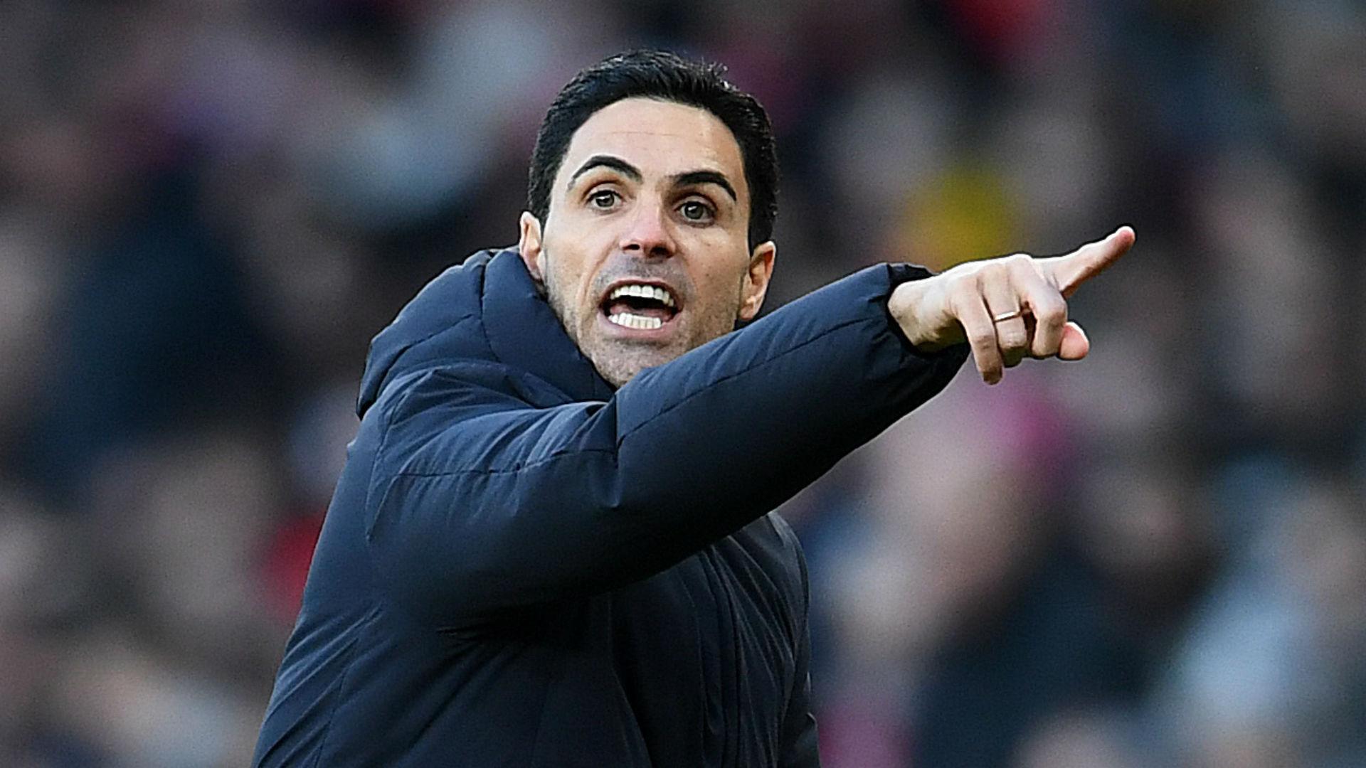 Arteta confirms Arsenal looking for reinforcements after Mustafi injury blow