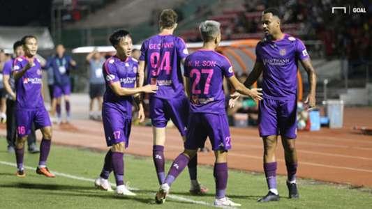 (V.League) Sài Gòn lên nhì bảng, HLV Vũ Tiến Thành 'thách thức' Hà Nội