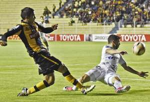 Diego Bejarano The Strongest