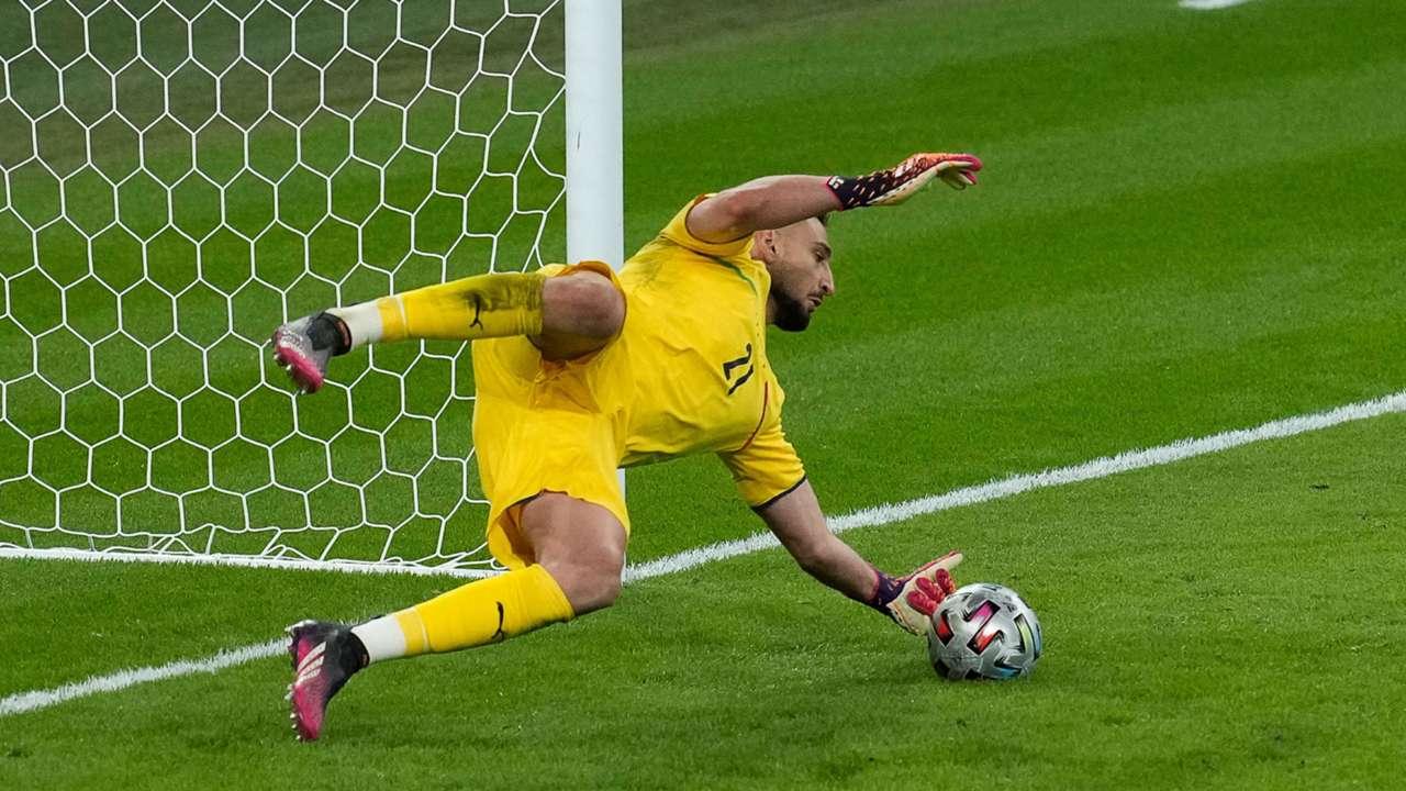Donnarumma Italy Euro 2020