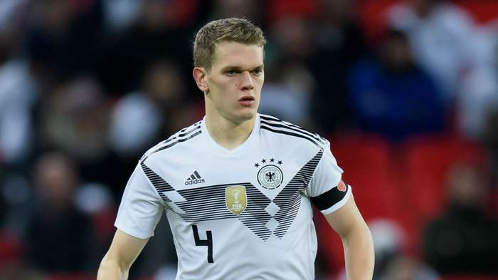 Mathias Ginter Germany