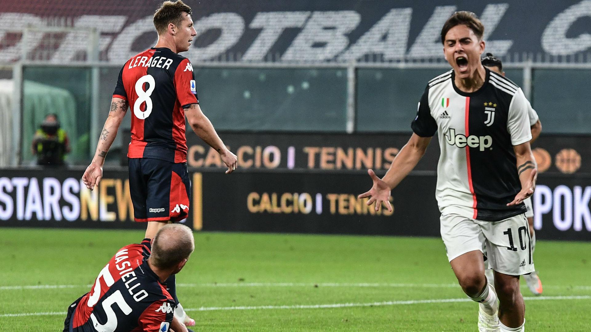 Laporan Pertandingan: Genoa vs Juventus | Goal.com