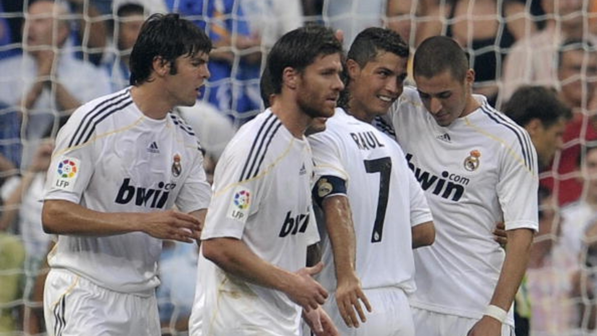 Cristiano Ronaldo's dream debut for Real Madrid - Who were his teammates and where are they now?