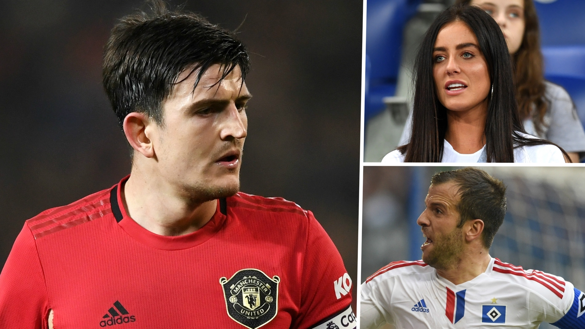 maguire goes home tells his wife he screws up but still earns so much van der vaart in astonishing dig at man utd star goal com maguire goes home tells his wife he