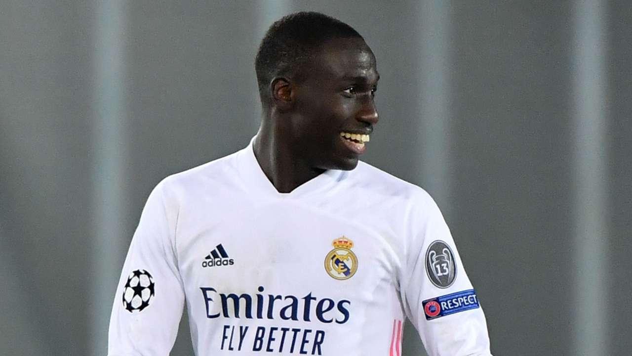 Ferland Mendy Real Madrid 2020-21