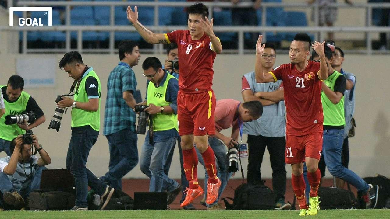 Việt Nam vs Iraq, vòng loại World Cup 2018