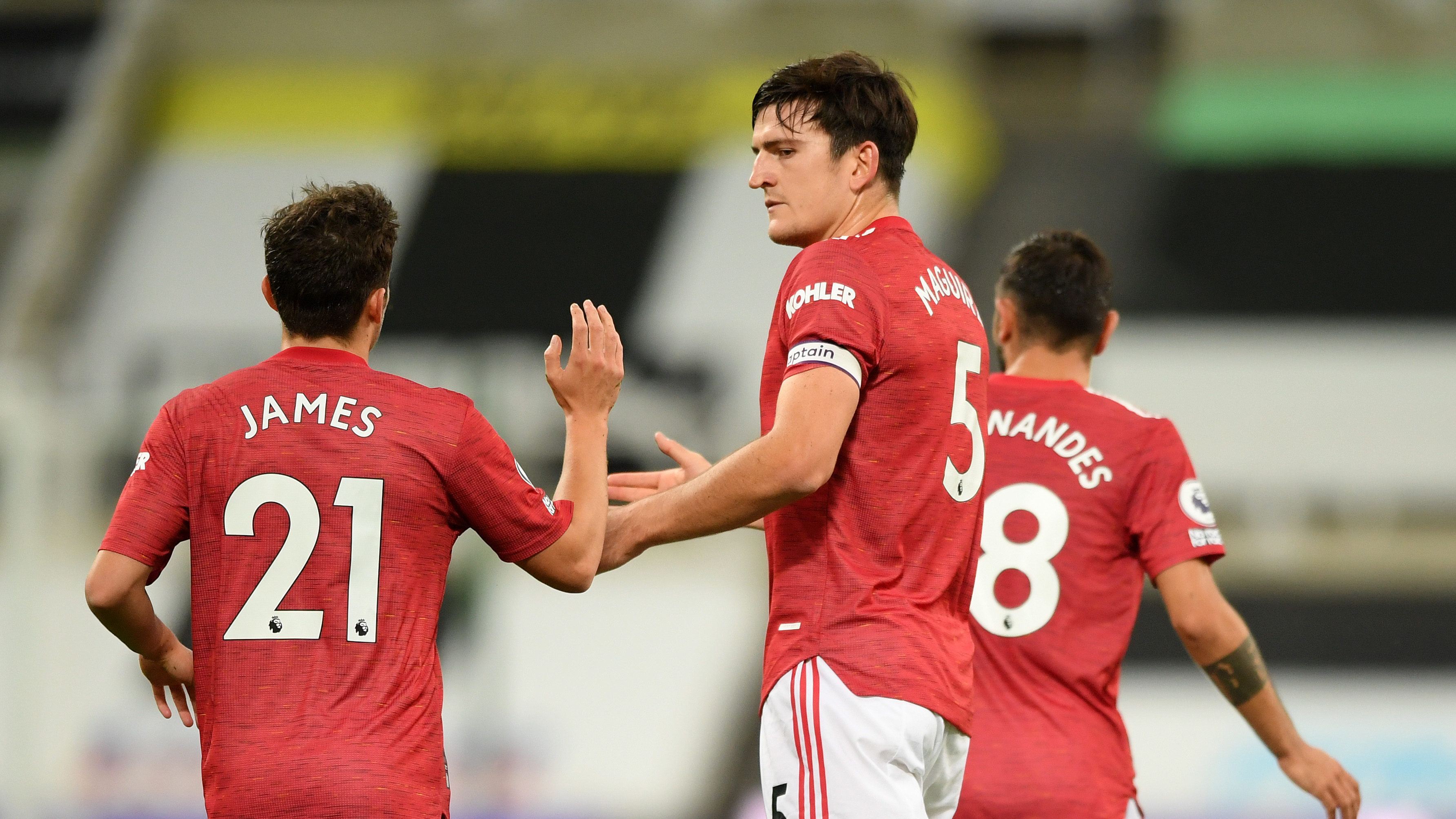 Bruno Fernandes: Manchester United showed character to bounce back