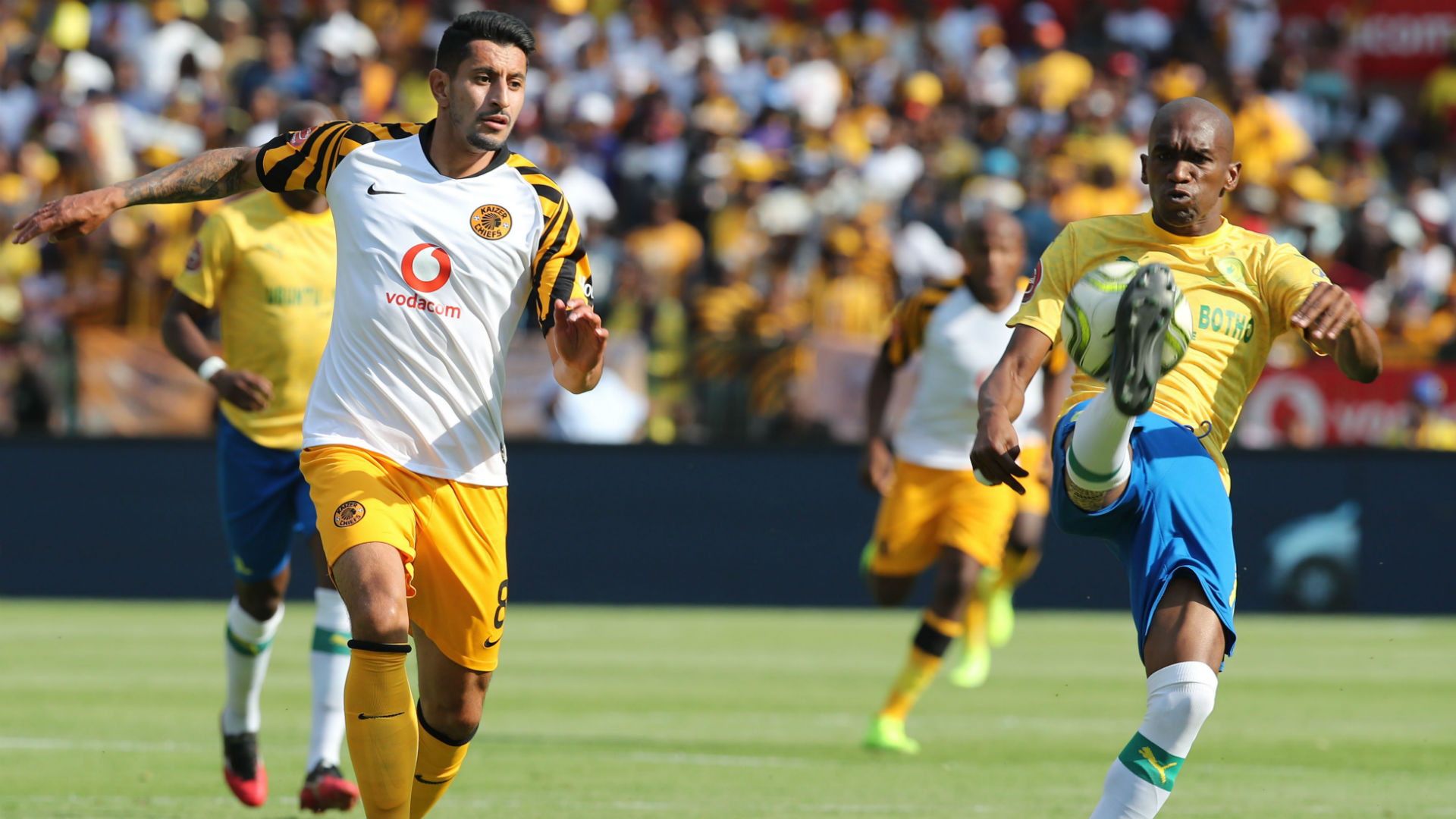 Mamelodi Sundowns Vs Kaizer Chiefs The Best And Worst Performers Goal Com