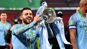 Bernardo Silva Manchester City Carabao Cup 2018-19