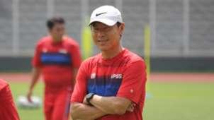Shin Tae-yong - Pelatih Timnas Indonesia