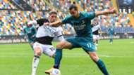 Zlatan Ibrahimovic Udinese Milan Serie A