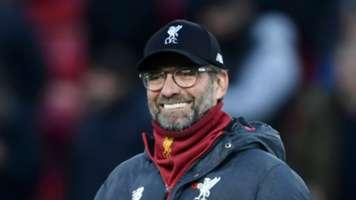 Klopp Liverpool 2019