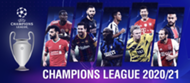 Champions League Footer 2020-21