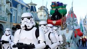 Stormtroopers Darth Vader