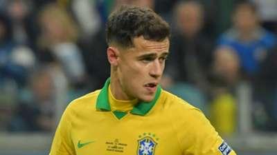 Philippe Coutinho Brazil 2019-20
