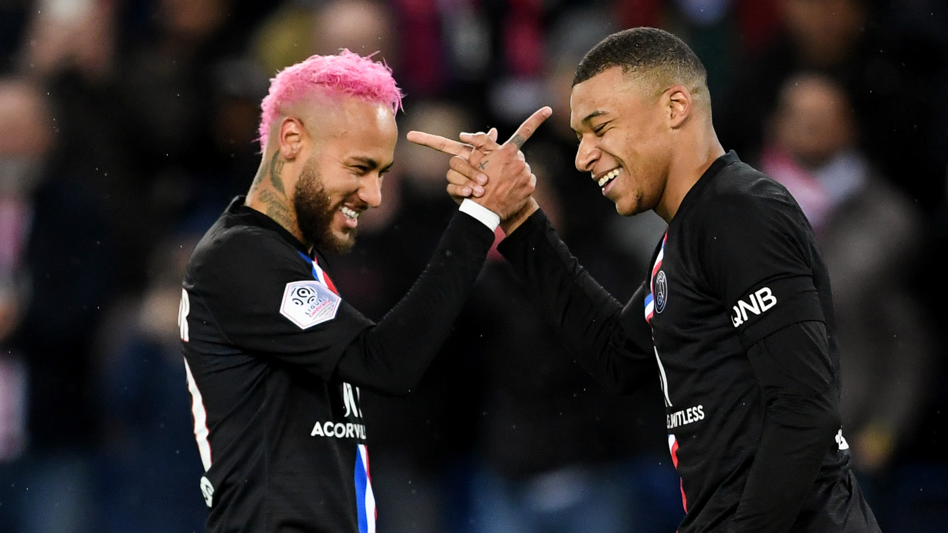 Neymar & Mbappe on the line for PSG in €400m match | Goal.com