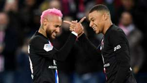 Neymar Kylian Mbappe PSG 2019-20