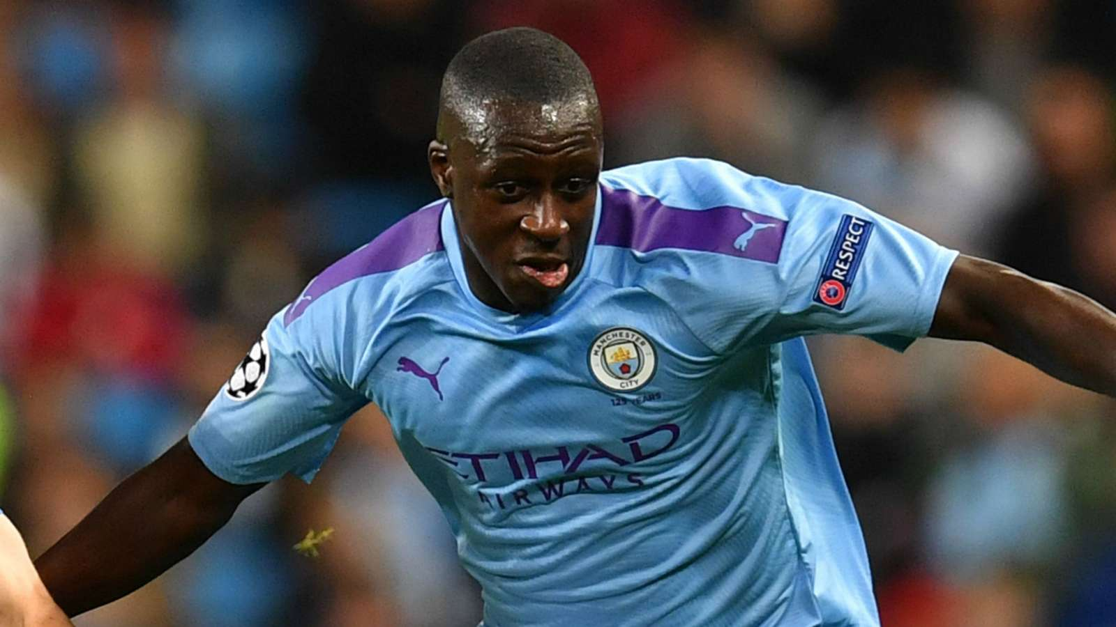Benjamin Mendy Manchester City 2019-20