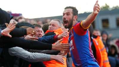 Luka Milivojevic Crystal Palace 10282018