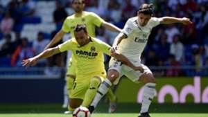Santi Cazorla Brahim Diaz Real Madrid Villarreal LaLiga 05052019