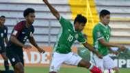 Eduardo Aguirre Erik Palmer Brown USA U20 vs. Mexico U20