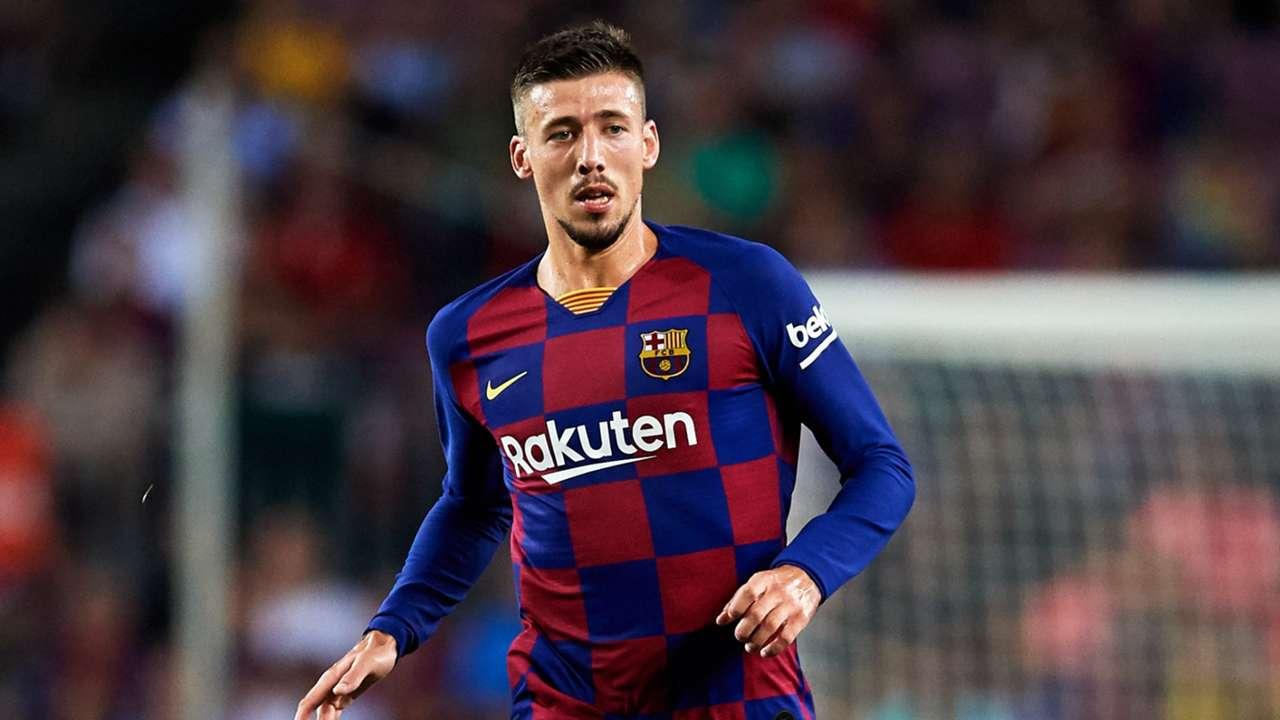 Lenglet Barcelona 2019-20