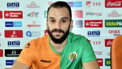 Cenk Ahmet Alkilic Alanyaspor