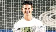 James Rodríguez Real Madrid 2020