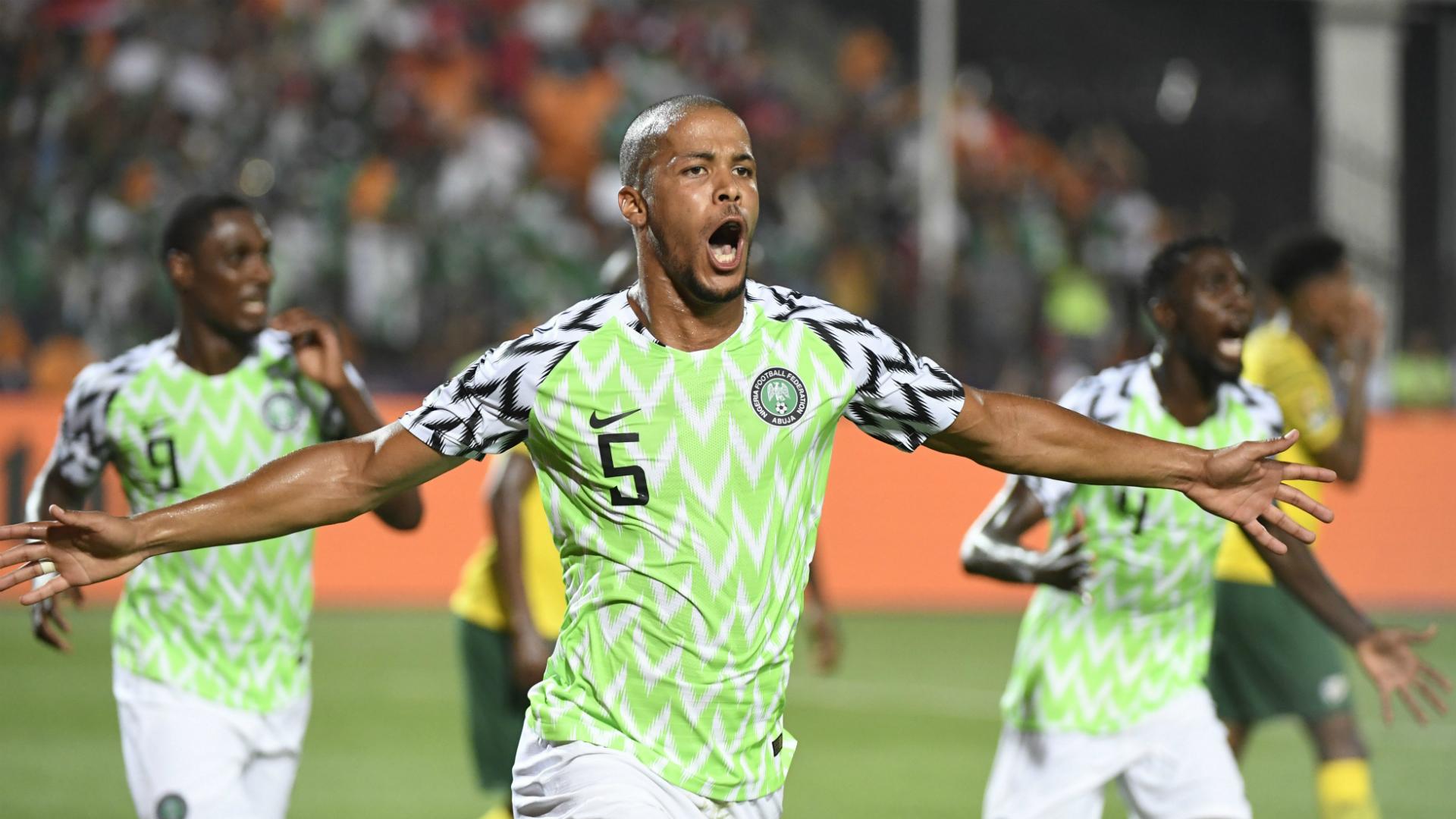 William Troost-Ekong - Nigeria