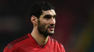 Marouane Fellaini Man Utd 2018