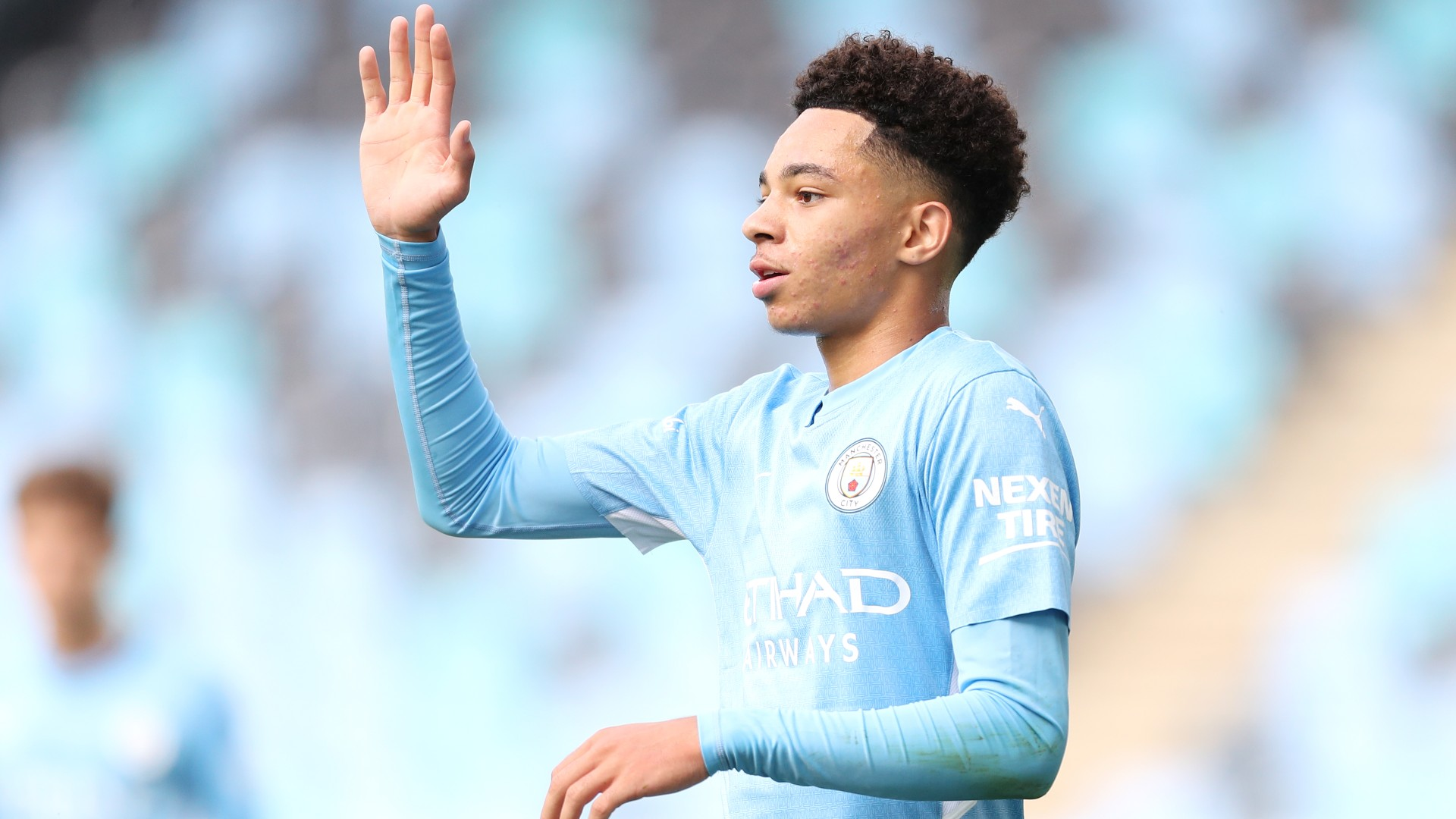 Nigeria prospect Edozie makes Manchester City debut as Leicester City bench Iheanacho and Daka