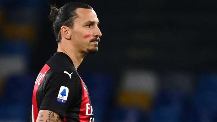Ibrahimovic - Napoli Milan