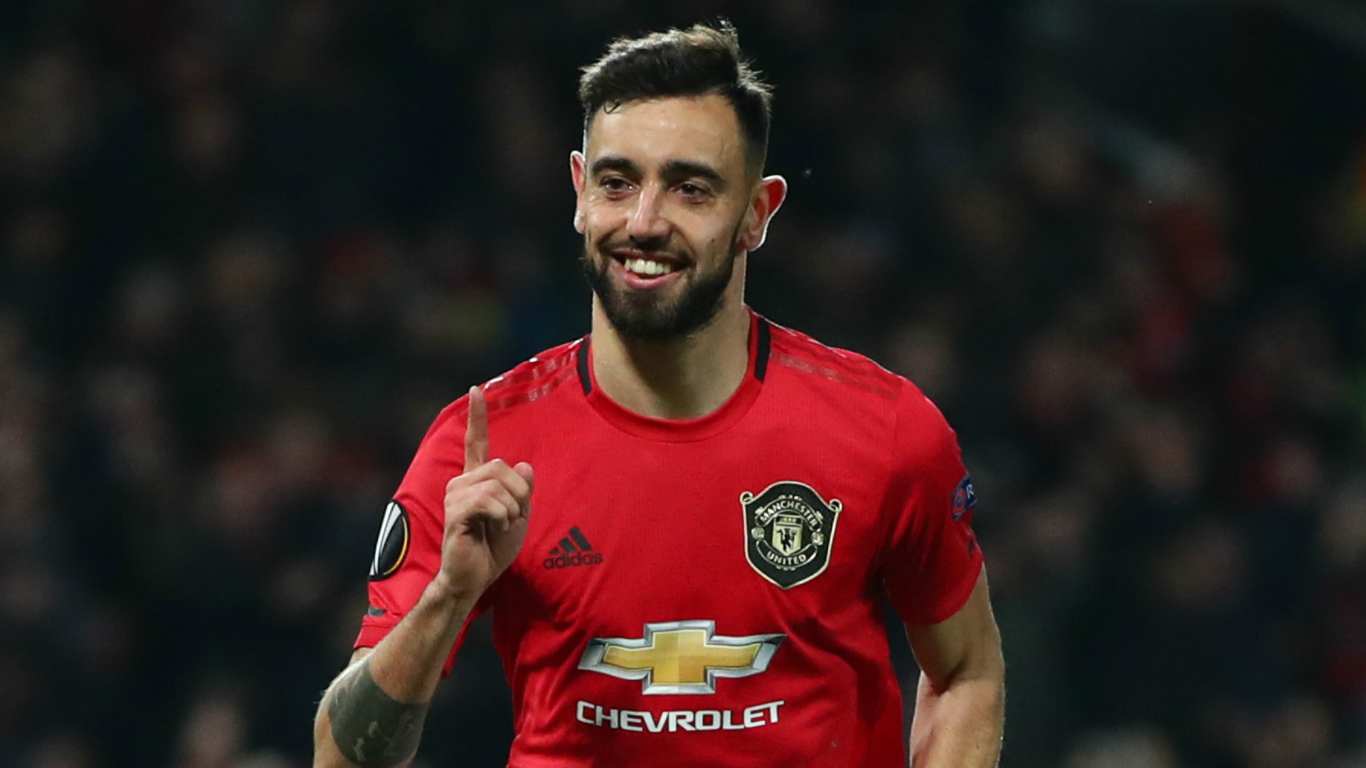 Bruno Fernandes: I started crying after learning of Man Utd move | Goal.com