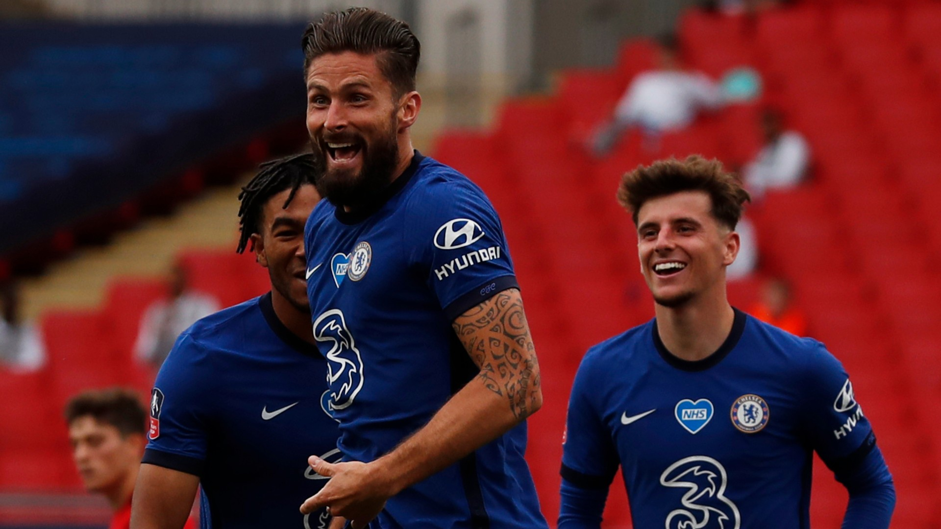 'Werner isn't the same as me' - Giroud relishing Chelsea competition as he targets the top