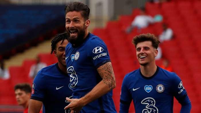 Giroud Chelsea 2020