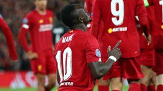 Sadio Mane Liverpool 2019-20