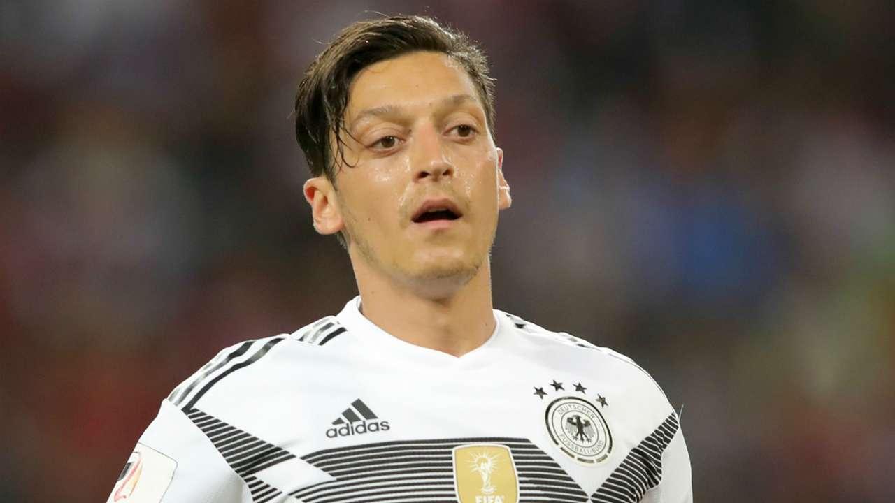 Mesut Ozil Germany 2018