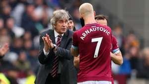 Marko Arnautovic West Ham