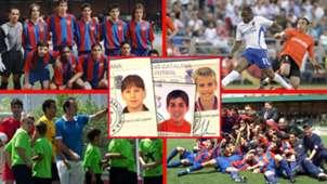 Generación del 87, con Messi, Cesc y Piqué a la cabeza (Barcelona)
